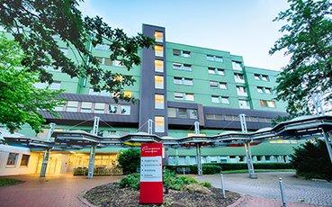Das Hellmig-Krankenhaus Kamen